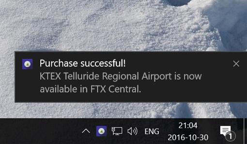 FTX Central - Orbx